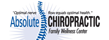 Absolute Chiropractic mobile logo